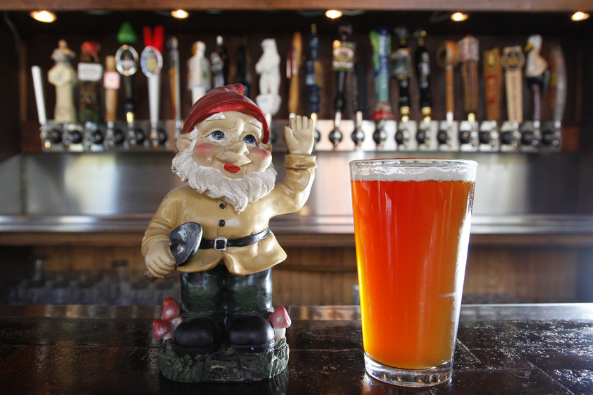 The Happy Gnome in St Paul