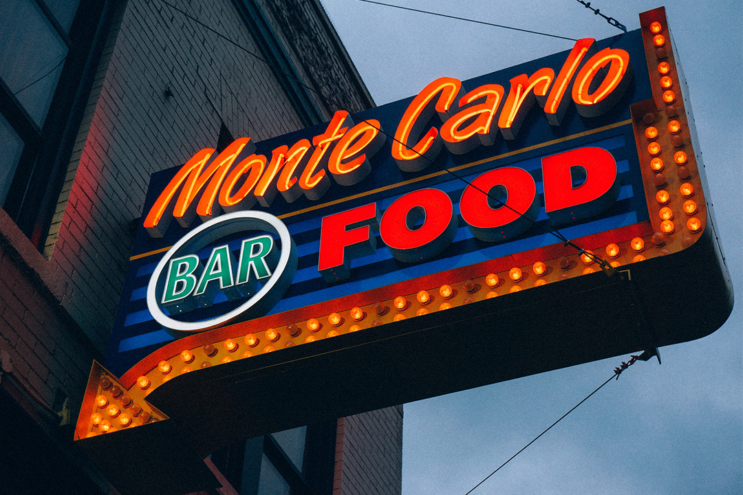 Monte Carlo Bar and Food