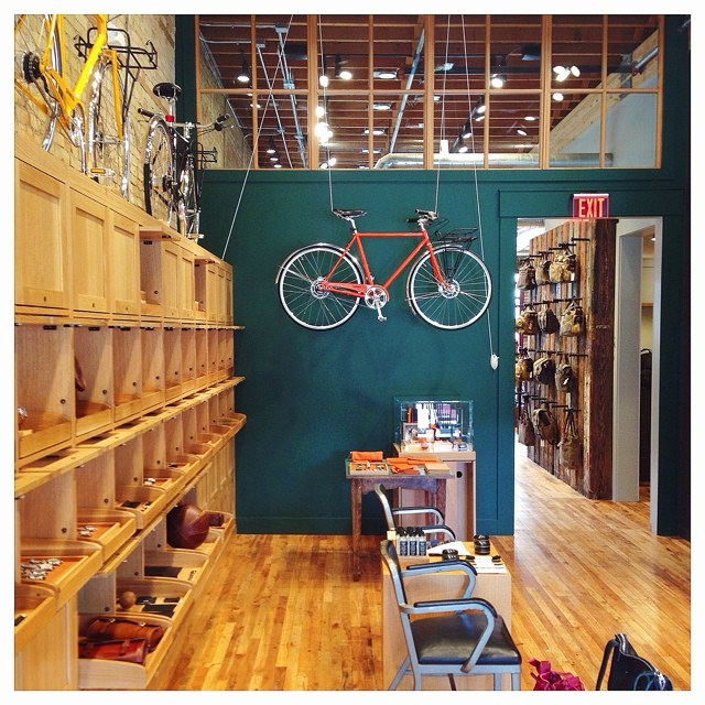 "Shinola store in North Loop, Minneapolis. Image by <a href=""https://flic.kr/p/o2RbyQ"" target=""_blank""> mikethefifth</a>"