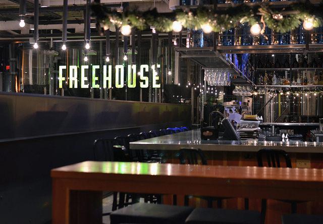 "Freehouse Restaurant in North Loop, Minneapolis. Image by <a href=""https://flic.kr/p/Cqv8sm"" target=""_blank"">jpellgen/flickr</a>"