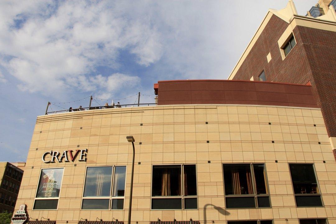 "Crave Minneapolis Exterior Photo by <a href=""https://flic.kr/p/HA4zGr"" target=""_blank"">Daniel X. O'Neil/flickr</a>"
