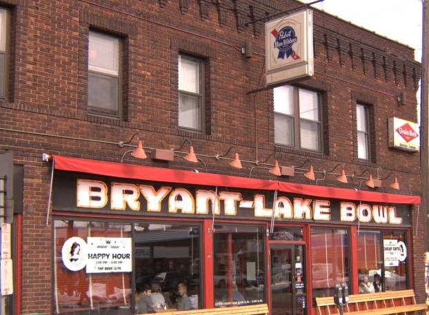 "Bryant-Lake Bowl Building. Image by <a href=""https://flic.kr/p/6aqBW9"" target=""_blank"">visitlakestreet</a>"