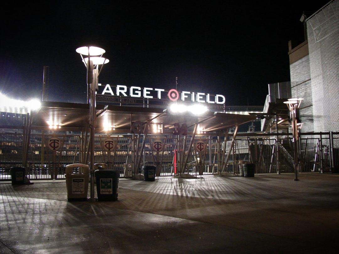 "Gate 34 Plaza. Image by <a href=""https://flic.kr/p/7ZKs6u"" target=""_blank"">Josh Haroldson/flickr</a>"