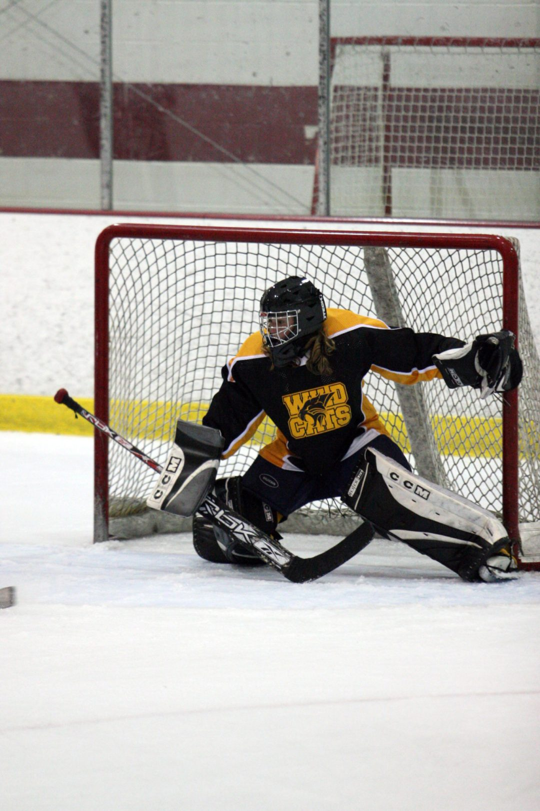 """Hockey at the National Sports Center. Image by <a href=""""http://www.nscsports.org/"""" target=""""_blank"""">National Sports Center</a>"""
