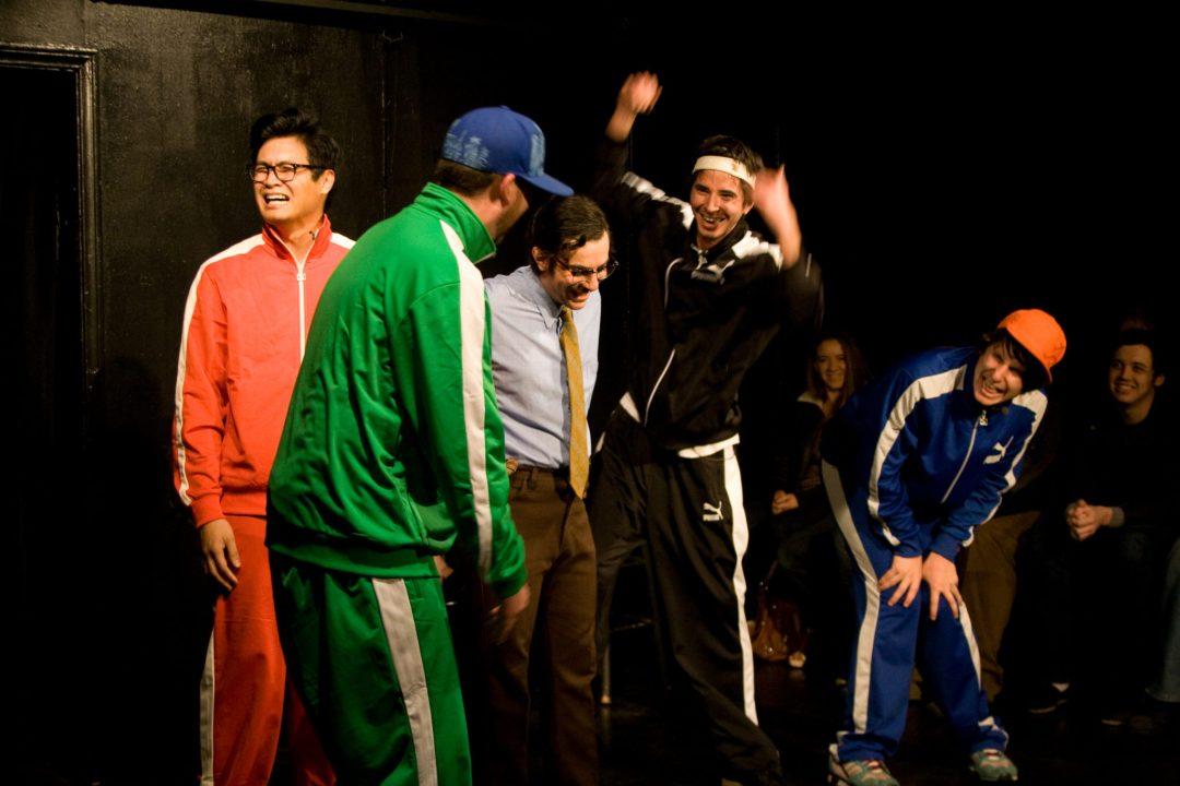 """Hip Hop Penguin. Image by <a href=""""https://flic.kr/p/98ZUW2"""" target=""""_blank"""">Clay Larsen</a>"""