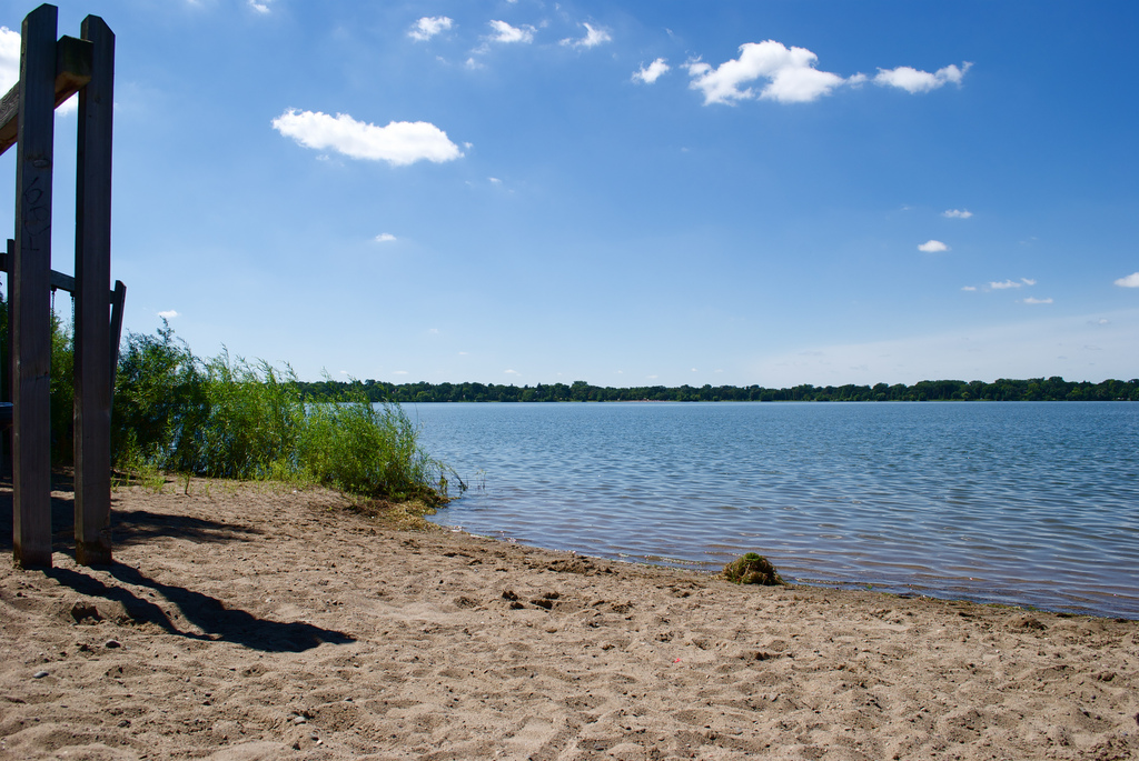 "Lake Calhoun. Image by <a href=""https://flic.kr/p/agk7Zk"" target=""_blank""> Sarina/flickr </a>"