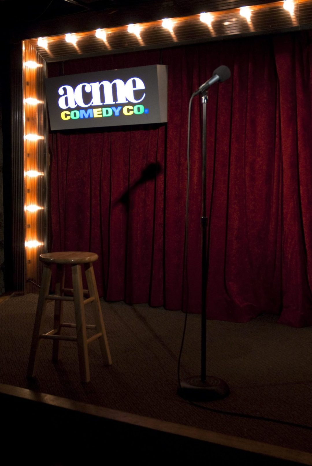 Acme Stage. Image by Brandon Monnier