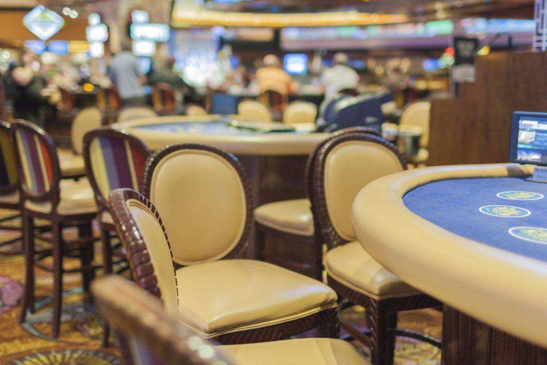 Poker Time.