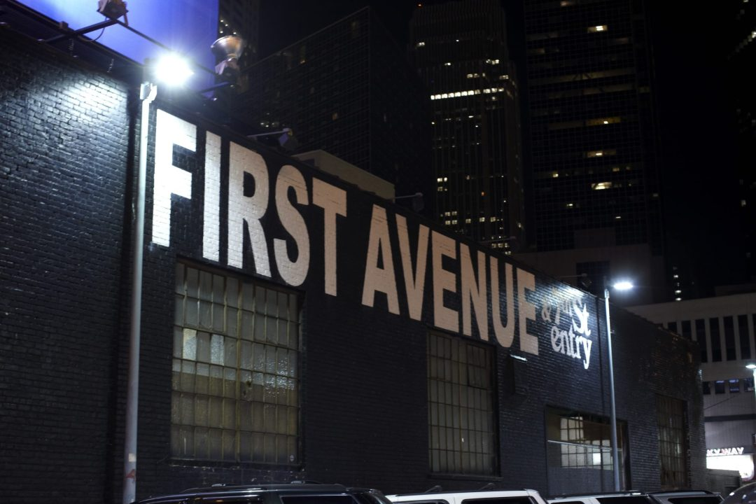 First Avenue & 7th St. Entry. Image by Todd Buchanan