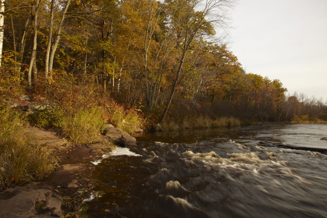 St. Croix River. Image by Todd Buchanan/Greenspring Media
