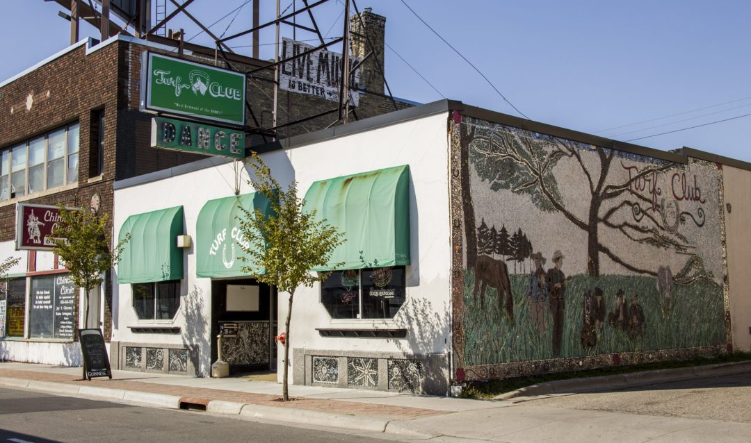 Turf Club Exterior. Image by Justin Sengly
