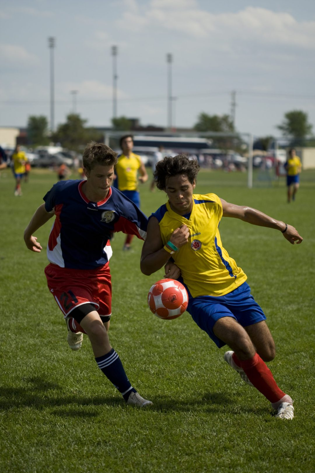 """Soccer at the National Sports Center. Image by <a href=""""http://www.nscsports.org/"""" target=""""_blank"""">National Sports Center</a>"""