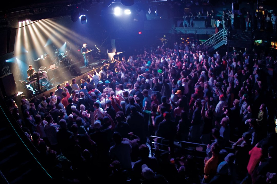 Disco Biscuits at First Avenue. Image by Christopher Shaffner