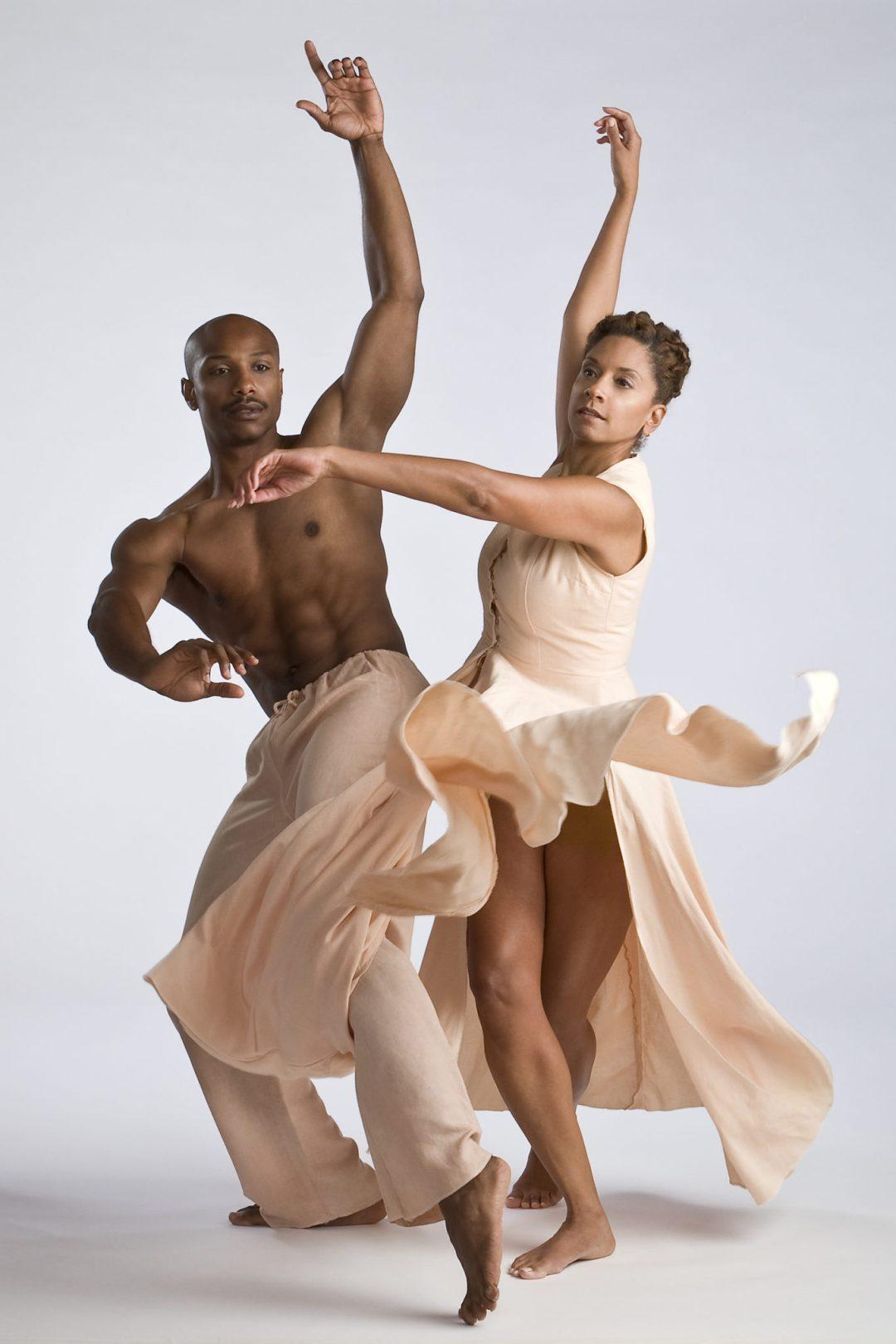 "Dancing Together. Image by Ingrid Werthmann. Courtesy of <a href=""http://www.tudance.org/"" target=""_blank"">TU Dance</a>"