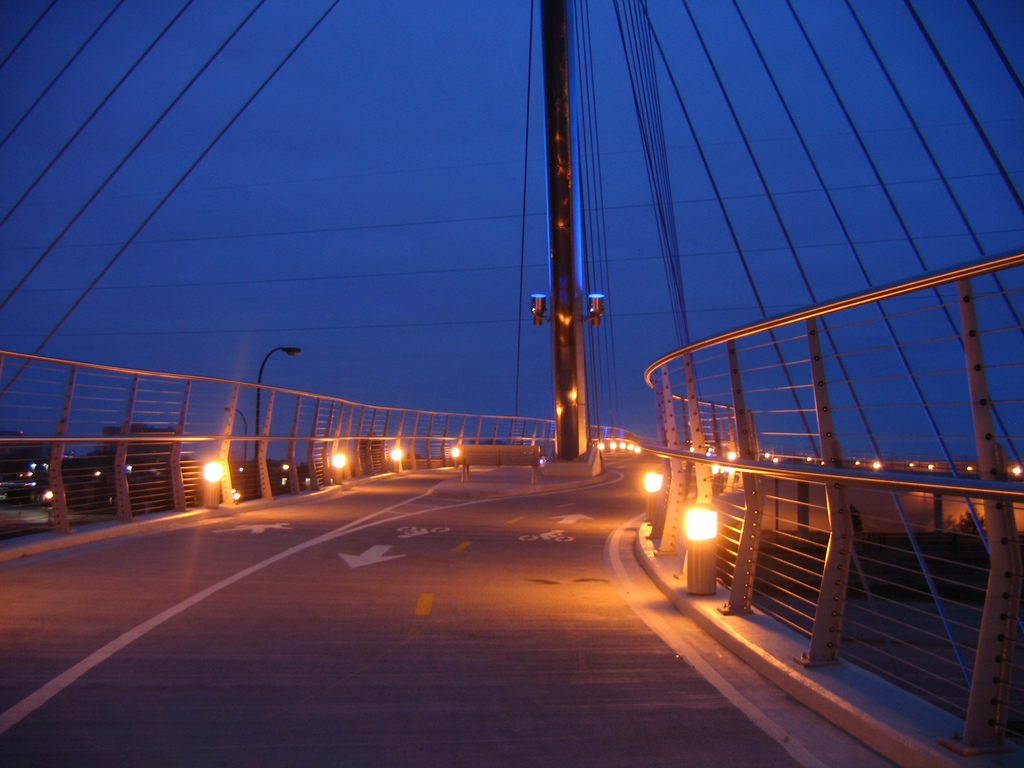 "Greenway at Night. Image by <a href=""https://flic.kr/p/4E8GSS"" target=""_blank"">npGreenway/flickr</a>"