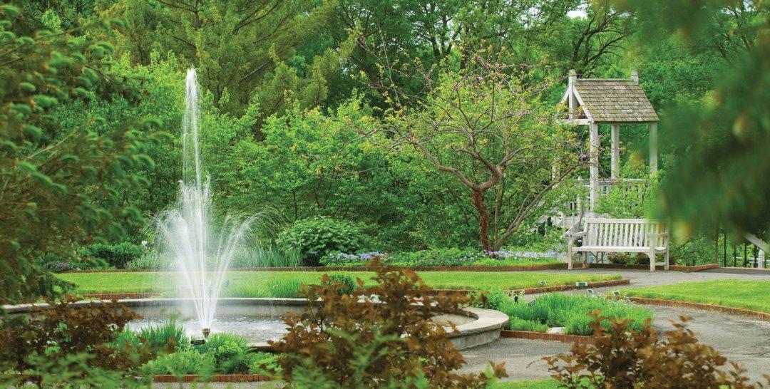 Arboretum Perennial Garden.