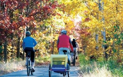 Happy Trails in Walker