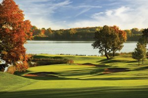 Hazeltine Golf Course.
