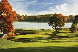 Hazeltine Golf Course.