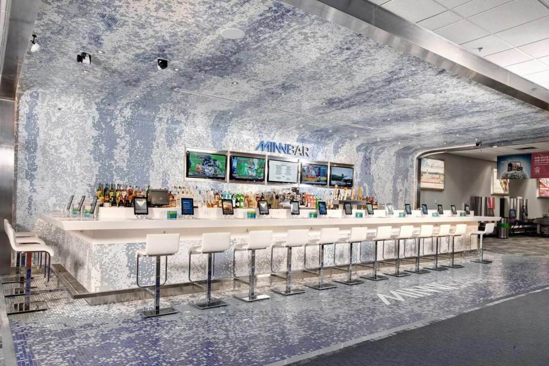 MSP Airport Minnibar