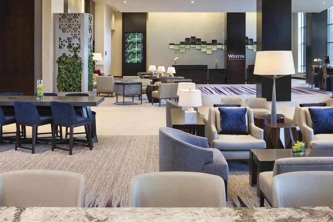 Westin New Lobby