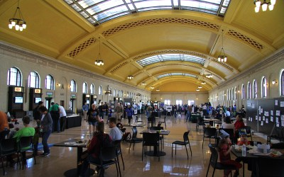 Train Day at St. Paul's Union Depot