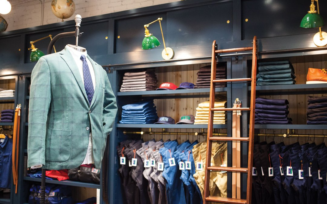 Top three menswear stores in Minneapolis
