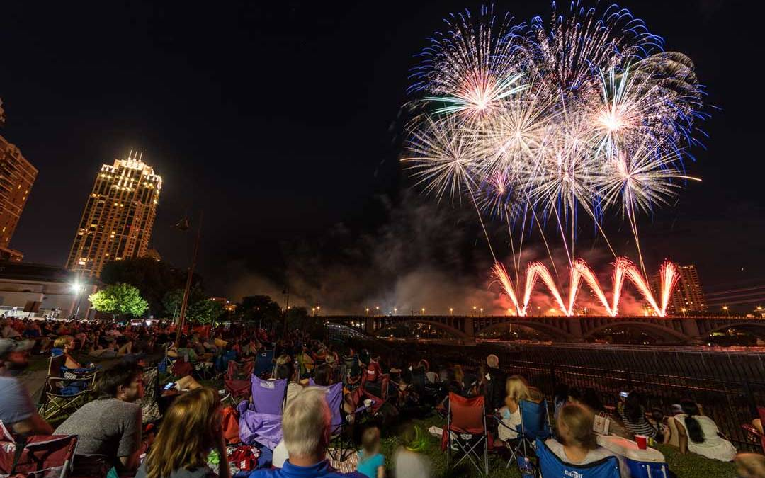 Minneapolis Aquatennial, July 19 – 22