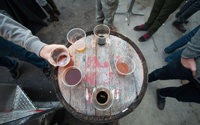 Northeast Minneapolis Brewery Biking Tour