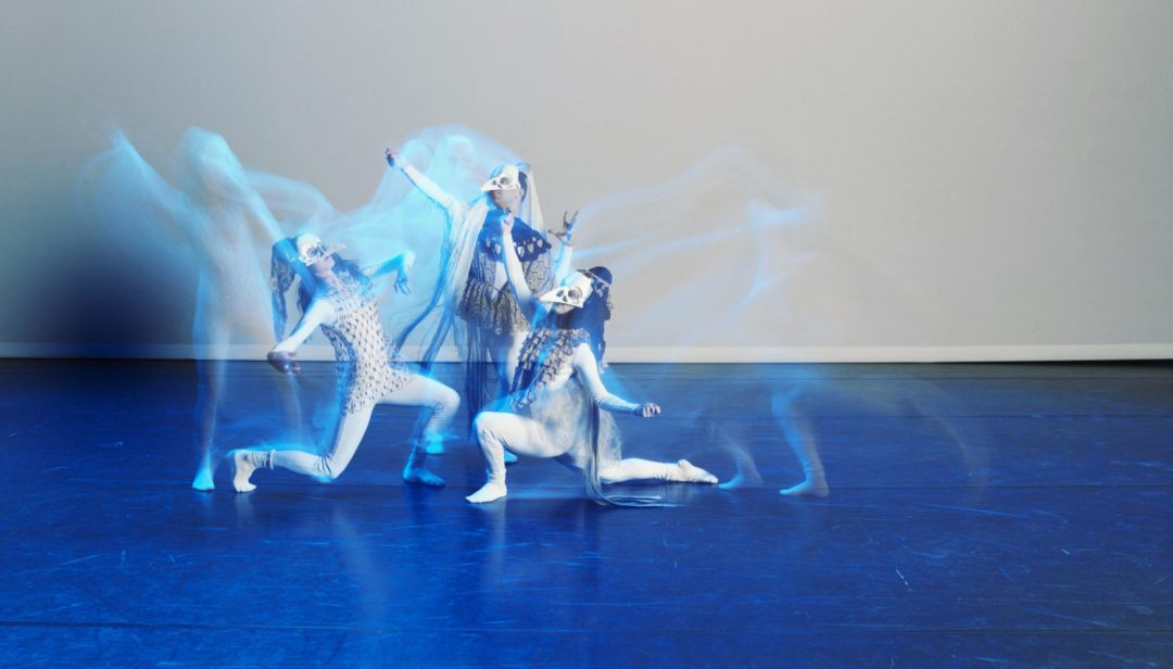 The dance company Cathedral, performing in the upcoming Momentum: New Dance Works Festival