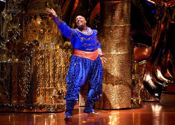 "The Genie in ""Aladdin"""