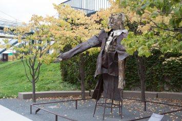 Hephaestus at the Minneapolis Sculpture Garden.