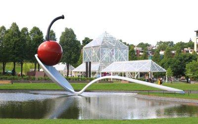 Minneapolis Sculpture Garden Virtual Tour
