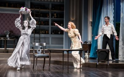 "Review: ""Blithe Spirit"" at the Guthrie"