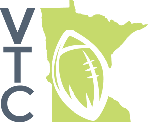 Visit Twin Cities icon variation for Super Bowl LII