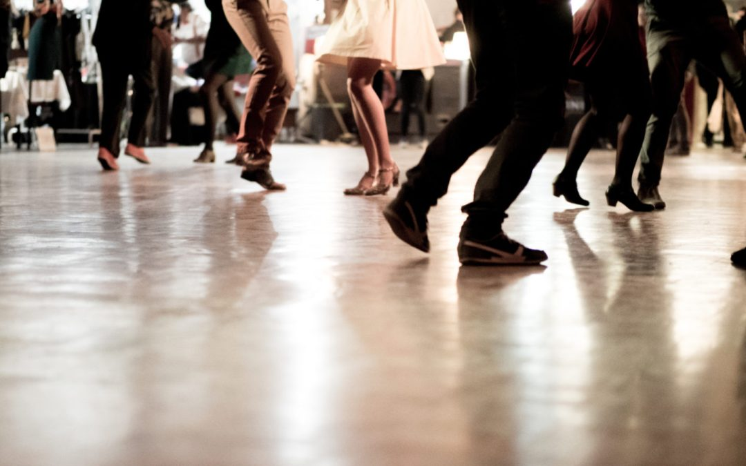 Swing Dancing in the Twin Cities