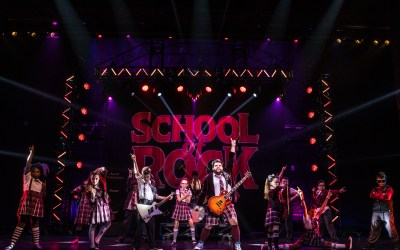 "A New ""School of Rock"""