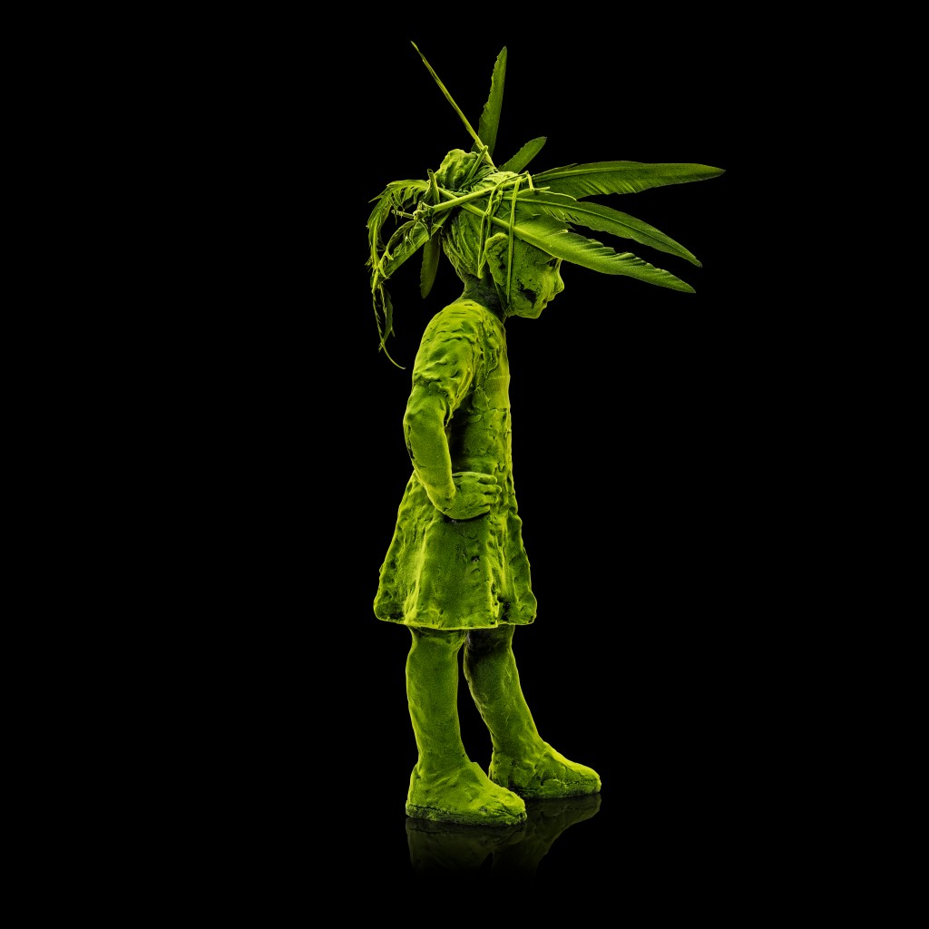 Kim Simonsson Moss People. Courtesy of the American Swedish Institute.