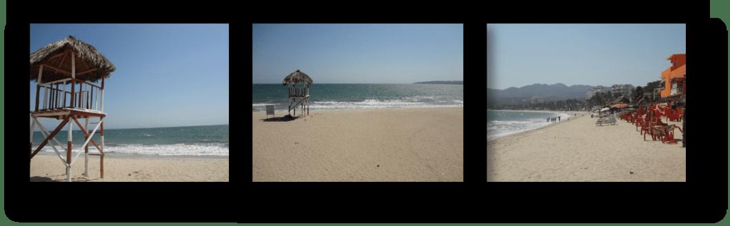 Puerto Vallarta Beaches: Bucerias Beach in Nayarit, Mexico