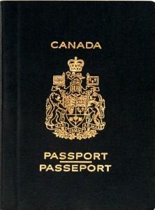 Canadá Passaporte