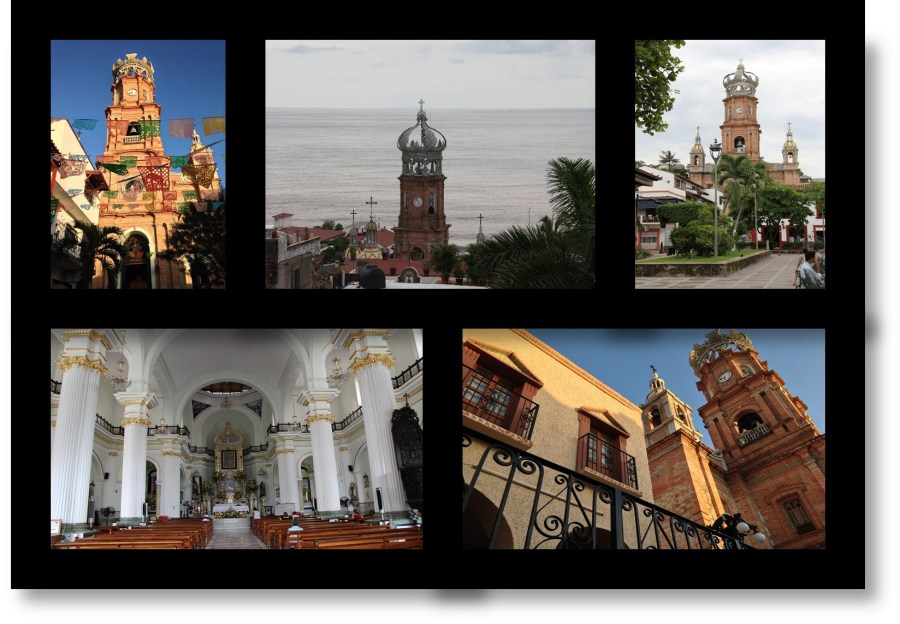 Church of Guadalupe, Puerto Vallarta, Mexico