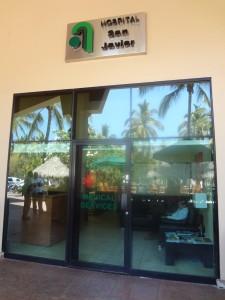 Nuevo Vallarta / Flamingos: San Javier Medical Clinic in Nuevo Vallarta, Mexico