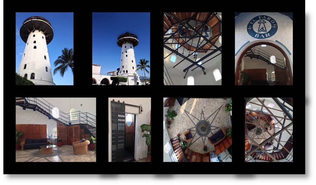EL Faro Lighthouse In Marina Vallarta Puerto Vallarta