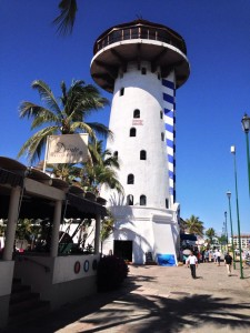 Marina Vallarta Lighthouse