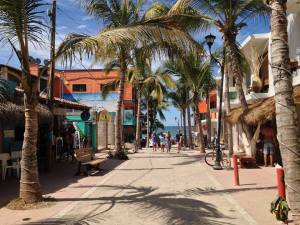 North Zone: Sayulita Street to Beach