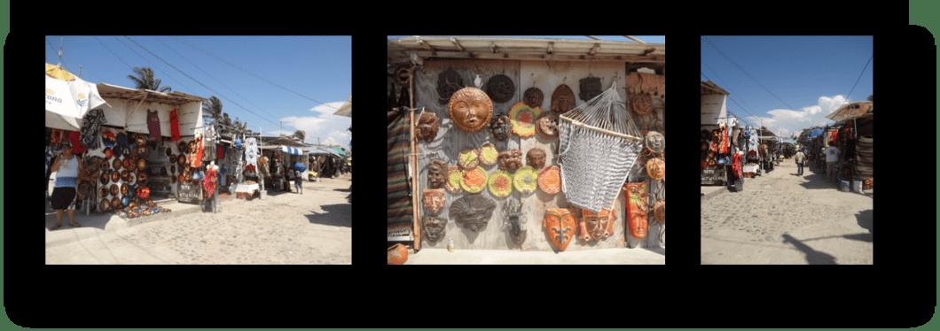 Bucerias Flea Market in Bucerias, Mexico