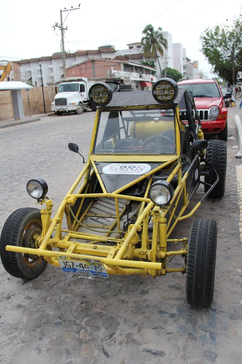 Dune Buggy in Puerto Vallarta, Mexico