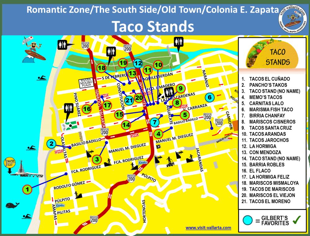 Street Taco Tour Puerto Vallarta
