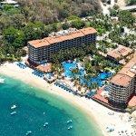 Barcelo Resort Puerto Vallarta - Aerial