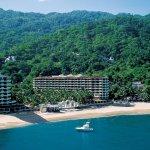 Barcelo Resort Puerto Vallarta - From Beach